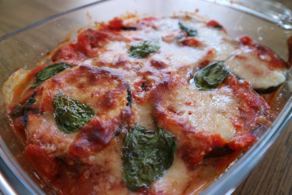 Recept aubergine parmigiana