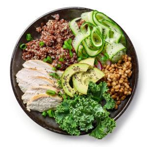 gezonde voeding bij personal training groningen