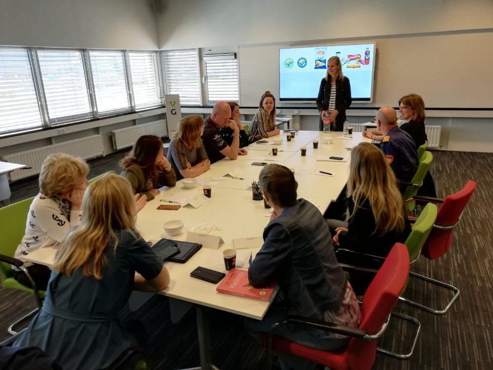 workshop gezonde voeding bedrijven bij 1balance in groningen