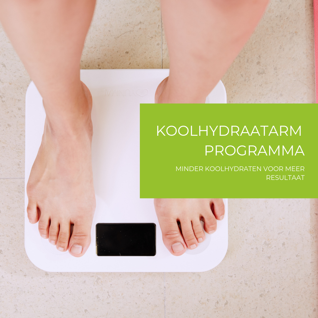 Koolhydraatarm programma