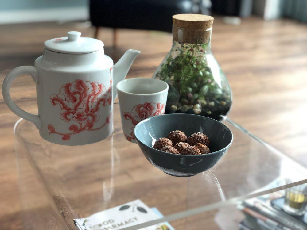 Energyballs met wortel & walnoten